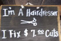 To all my hairdresser friends isn't this so true!!!