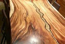 madera epoxi