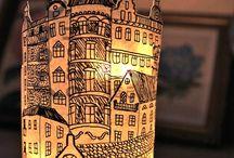 latern lámpás