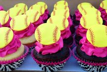 Softball Muffins