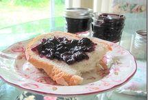 Blue berry jam / Jam