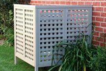 Air conditioner enclosure