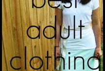 Clothes for adult
