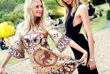The Delevingnes / The coolest sisters –Sorry not sorry MK & Ashley, you can still be the coolest twins