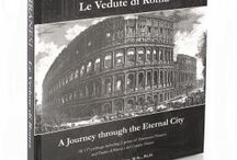 "The book ""Le Vedute…"" from Piranesi"