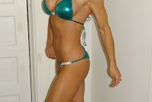 BIKINI COMPETITION - INSPIRATION / by Myrna Penner
