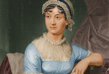 Jane Austen / by Deborah Simionato