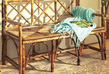 Kenian Home/Benches