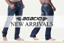 Agacio Men's Jeans