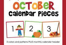 Calendar ESL