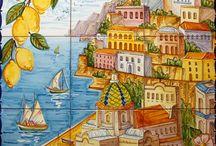 Amalfi art