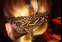 hair and beauty / by Heidi Diaz