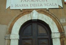 """OUR""""ITALIAN PROGENITORS"""" IN SKIN CARE / What an incredible emotion to be in front of what we consider to be our """"Italian progenitors"""",such as one of the earliest pharmacies in the heart of Rome-come inside with us http://erbeitalianskincare.blogspot.it/2014/05/what-incredible-emotion-to-be-in-front.html"""