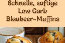 Muffins lowcarb