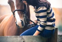 My horse & I photoshoot / by P A