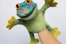 Puppets Idea