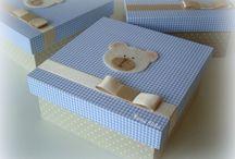 caixa madeira