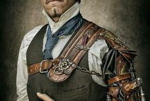 Steampunk men / Steampunk men