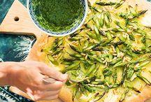 Bärlauch & Herbs / Herbs, Kräuter, Bärlauch, Rezepte, recipes