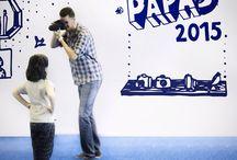 Edition spécial fête des pères 2015 / #papa2015 Votre famille en #figurine3d