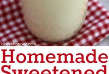 Cooking / How to make sweetened condensed milk at home.