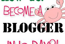 Blogging / Info about blogging