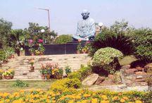 Mahatma Gandhi Park of Bhubaneswar