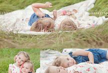 sibling shoot