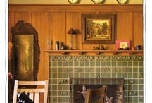Bungalow, Arts and Crafts Style