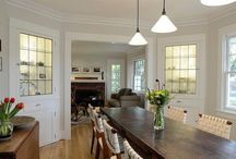 15 dining rooms with rustic table for you that likes decoration with personality