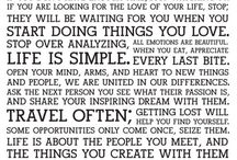 Quotes / Quotes to make life better
