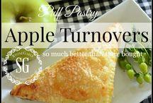 Apple Recipes / by Suzanne Daniel