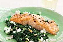 Seafood Recipes / by Lynn Kasprzak