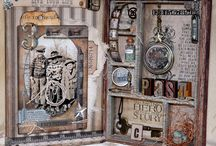 Altered art / by Sherry Petrohovich