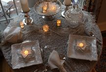 Tablescapes / by Laura Hall