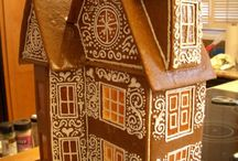 Gingerbread houses - Pepparkakshus
