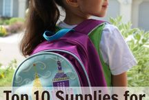 Back to School / Back to School ideas, supplies and activities