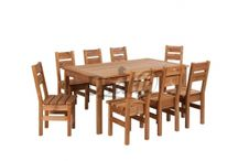 Zahradní nábytek - Garden furniture / Životnost materiálu ThermoWood je minimálně 30 let! The life of ThermoWood is at least 30 years! More at https://www.drdlik.cz/thermowood.