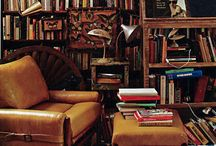 Books and Reading Nooks / by Stacy McNew