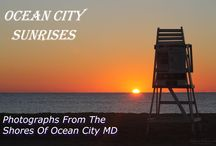 Ocean City MD Calendars / Ocean City Maryland Calendars - Sunrises, Sunset, the Boardwalk and more...  #oceancitycool