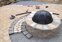 FIRE FEATURES / Spark up your patio !