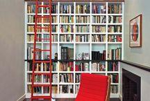 Bücherregale, Regale... / Für die neue Bibliothek