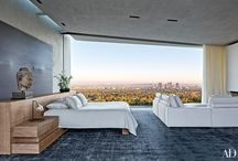 Hollywood | The Hills / Luxury homes in Hollywood and Hollywood Hills.