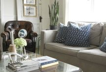 Blogger Home Tours / by Amanda @ Our Storied Home