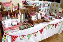 crafts stalls