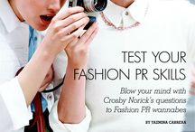 Professional / PR, Marketing, Social Media etc