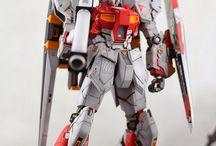 Gundam Kit & Bots