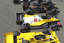 F1 Renault / ルノーF1(Renault F1)はフランスの自動車メーカー、ルノーが運営するワークス・チーム。 (1977-1985,  2002 - 2010,  2016 -  ) 2016年からのエントリー名 は、Renault Sport Formula One Team  として活動