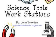 Zientzia txokoak/Rincones en ciencias