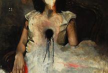 PEINTURE  (1) / Oeuvres de Peintres que j'aime et admire